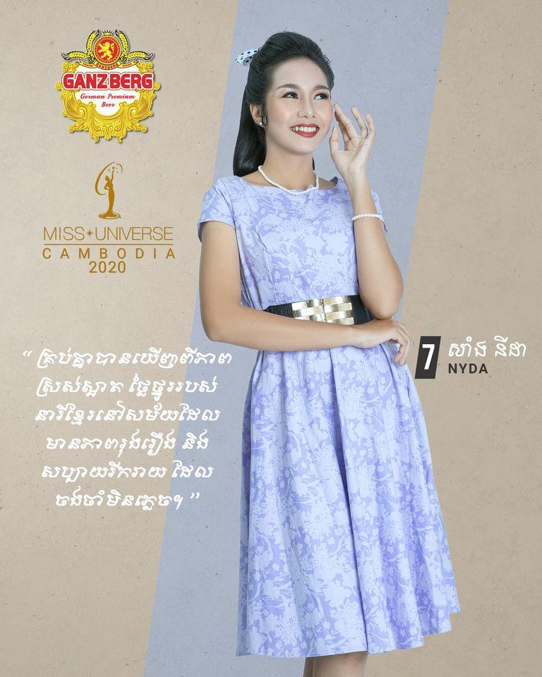 candidatas a miss univese cambodia 2020. final: 26 nov. - Página 2 U0MGGc