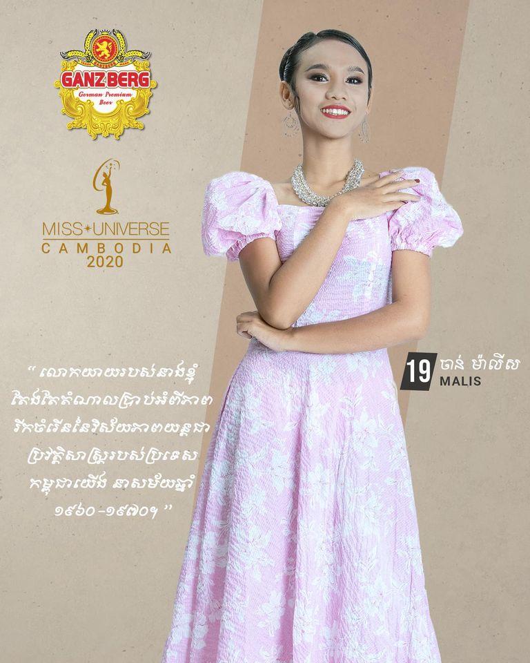 candidatas a miss univese cambodia 2020. final: 26 nov. - Página 3 U0MHgw