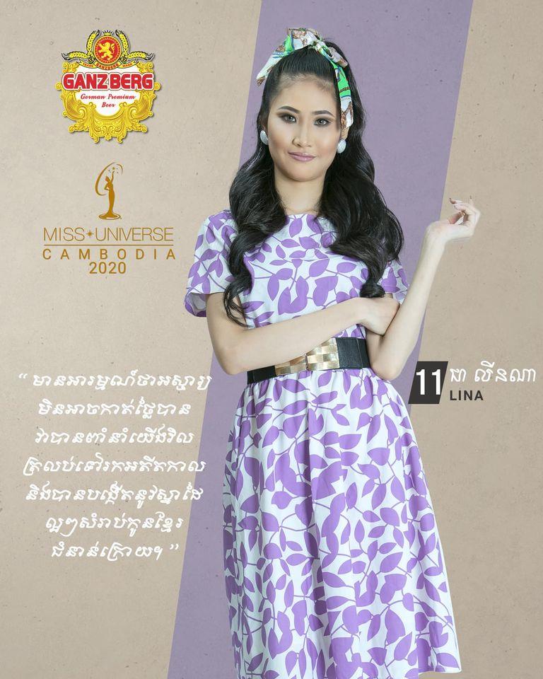 candidatas a miss univese cambodia 2020. final: 26 nov. - Página 3 U0MJm1