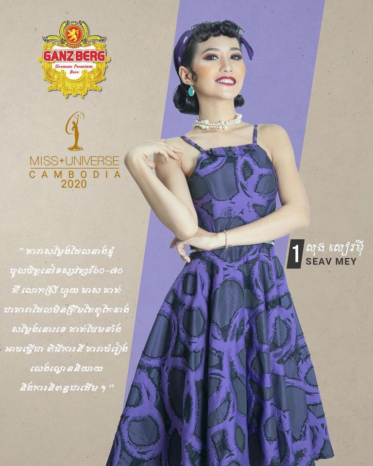 candidatas a miss univese cambodia 2020. final: 26 nov. - Página 2 U0MRlX