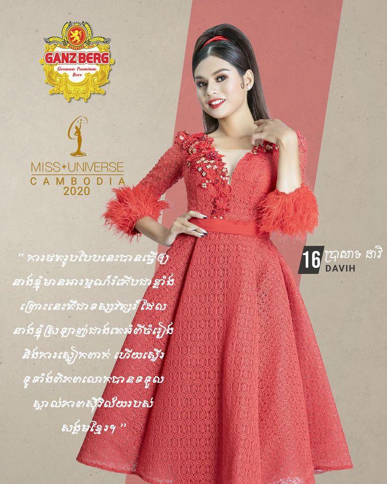 candidatas a miss univese cambodia 2020. final: 26 nov. - Página 3 U0MzSb