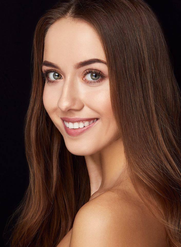 candidatas a miss slovensko 2020. final: 14 agosto. U1Q4Bh