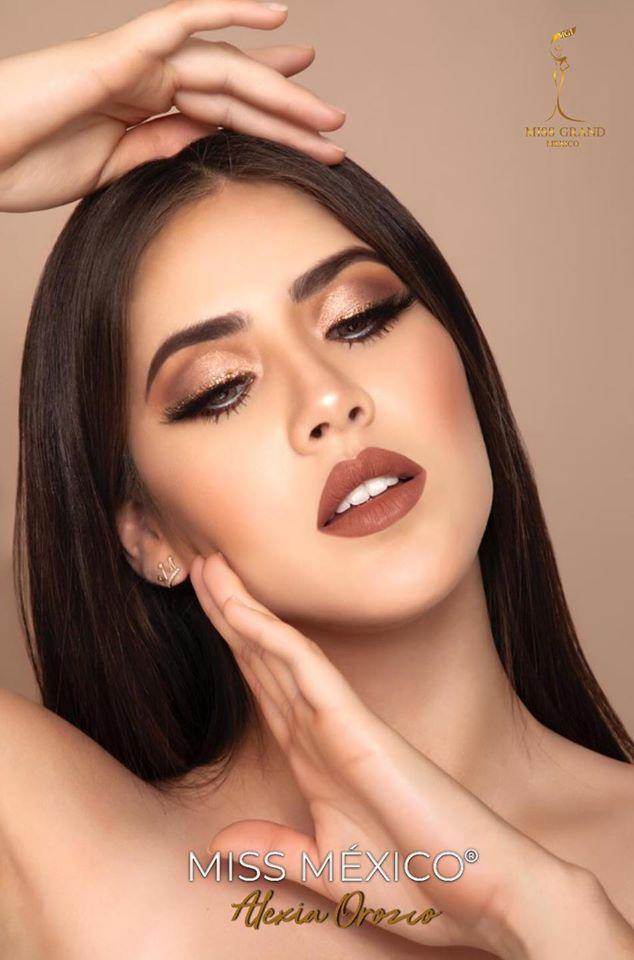 candidatas a miss grand mexico 2020. vencedora: miss sinaloa. U4nNXF