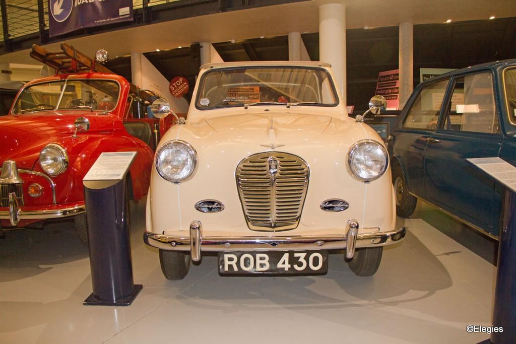 National Motor Museum -
