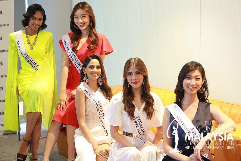 candidatas a miss universe malaysia 2020. final: 5 sept. - Página 2 UCj3k4