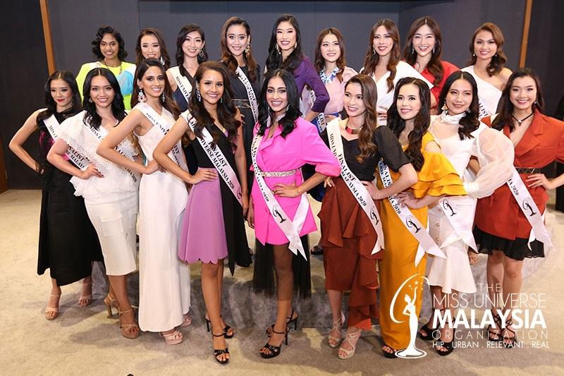 candidatas a miss universe malaysia 2020. final: 5 sept. - Página 2 UCjedh
