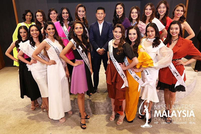 candidatas a miss universe malaysia 2020. final: 5 sept. - Página 2 UCjjmE