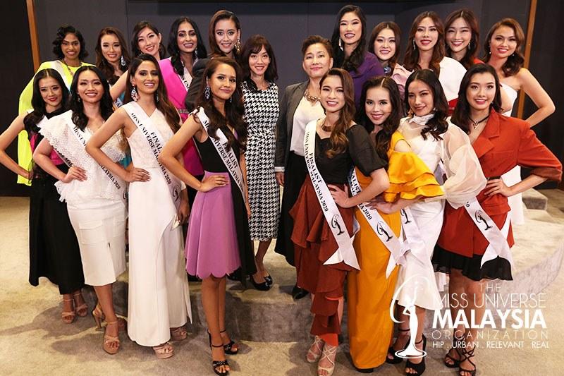 candidatas a miss universe malaysia 2020. final: 5 sept. - Página 2 UCjygr