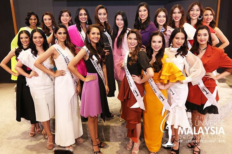 candidatas a miss universe malaysia 2020. final: 5 sept. - Página 2 UCyNtW