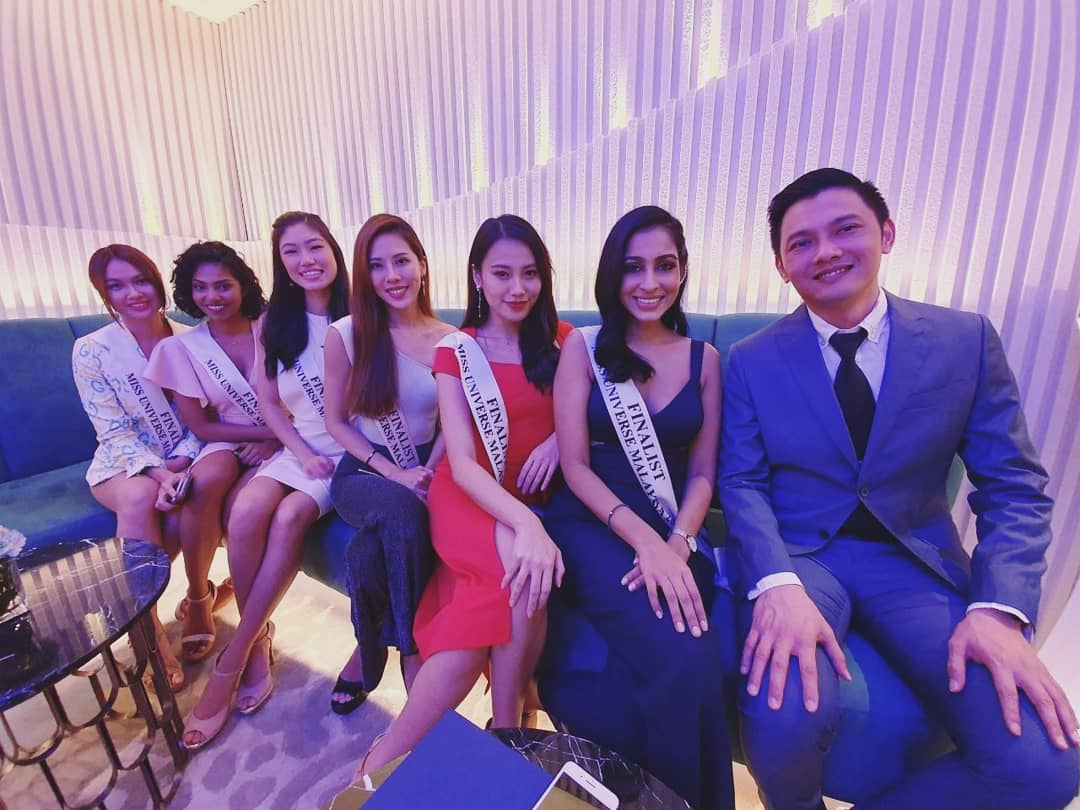 candidatas a miss universe malaysia 2020. final: 5 sept. - Página 3 UCyRdL