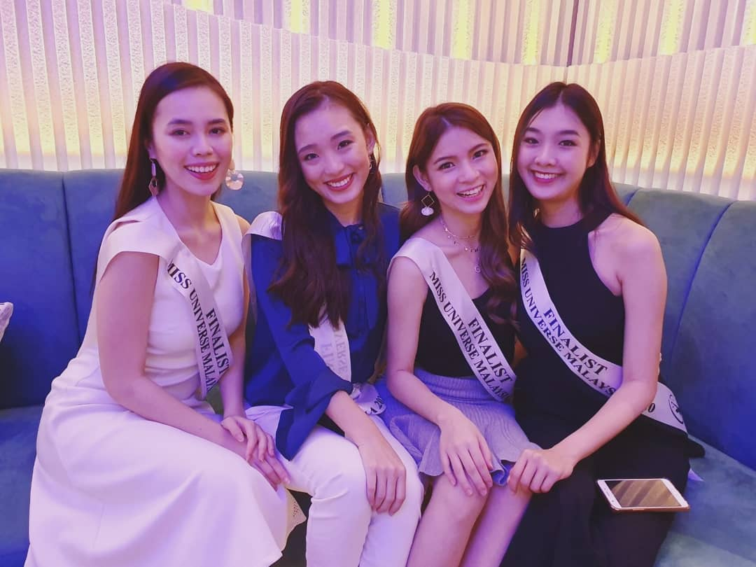 candidatas a miss universe malaysia 2020. final: 5 sept. - Página 3 UCyTrx