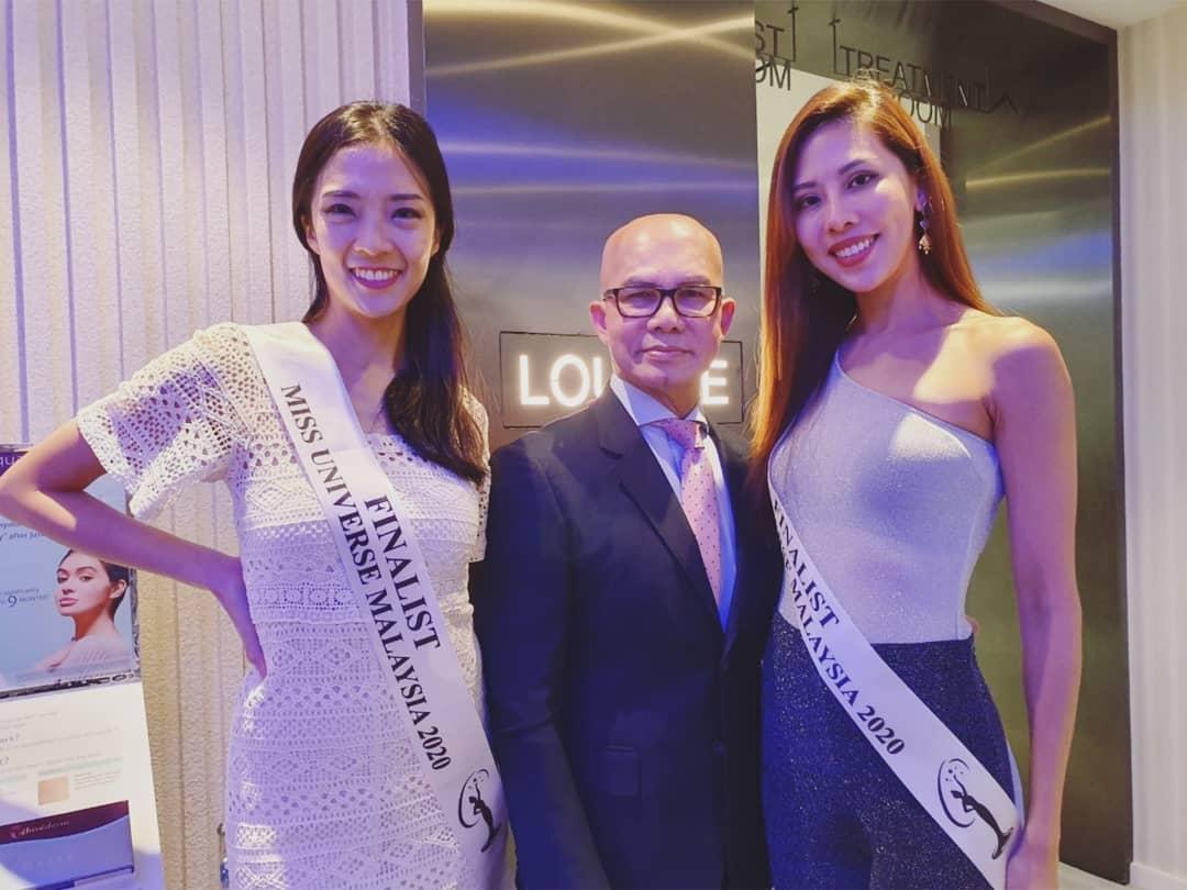 candidatas a miss universe malaysia 2020. final: 5 sept. - Página 3 UCybgj