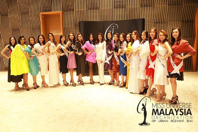 candidatas a miss universe malaysia 2020. final: 5 sept. - Página 2 UCynUR