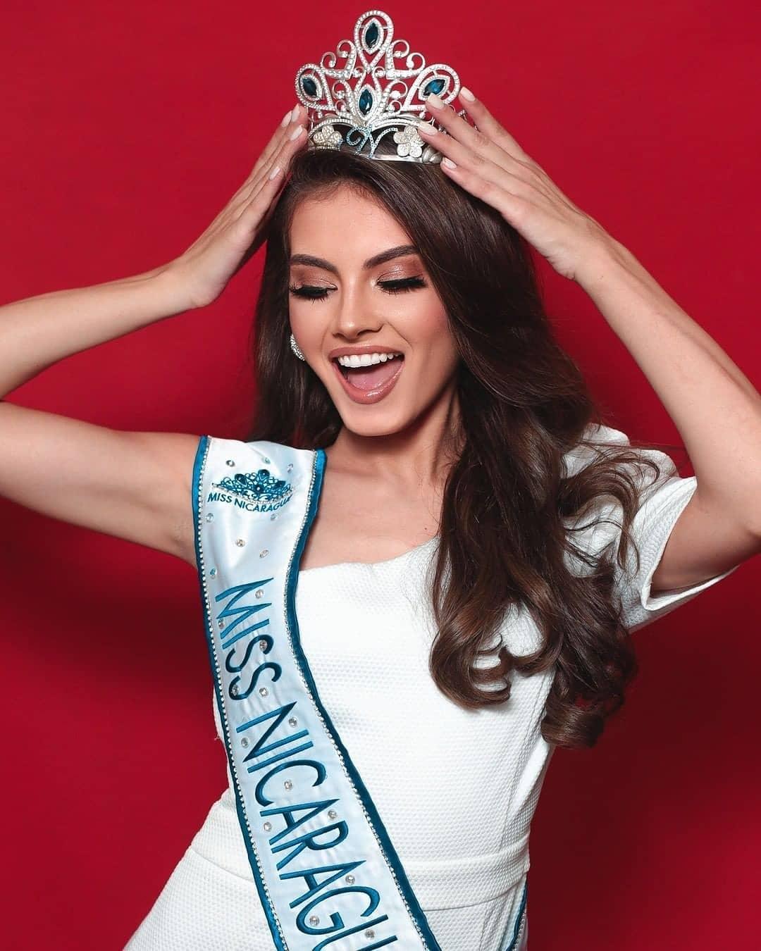 official de miss nicaragua 2020. UDnYPk