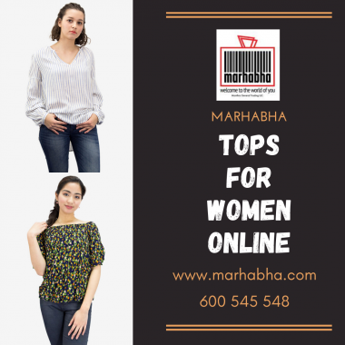 Marhabha is a leading Shopping Website in Dubai, UAE. Shop to save more on big brands of clothing, shoes, bags and accessories. Free Shipping across UAE!