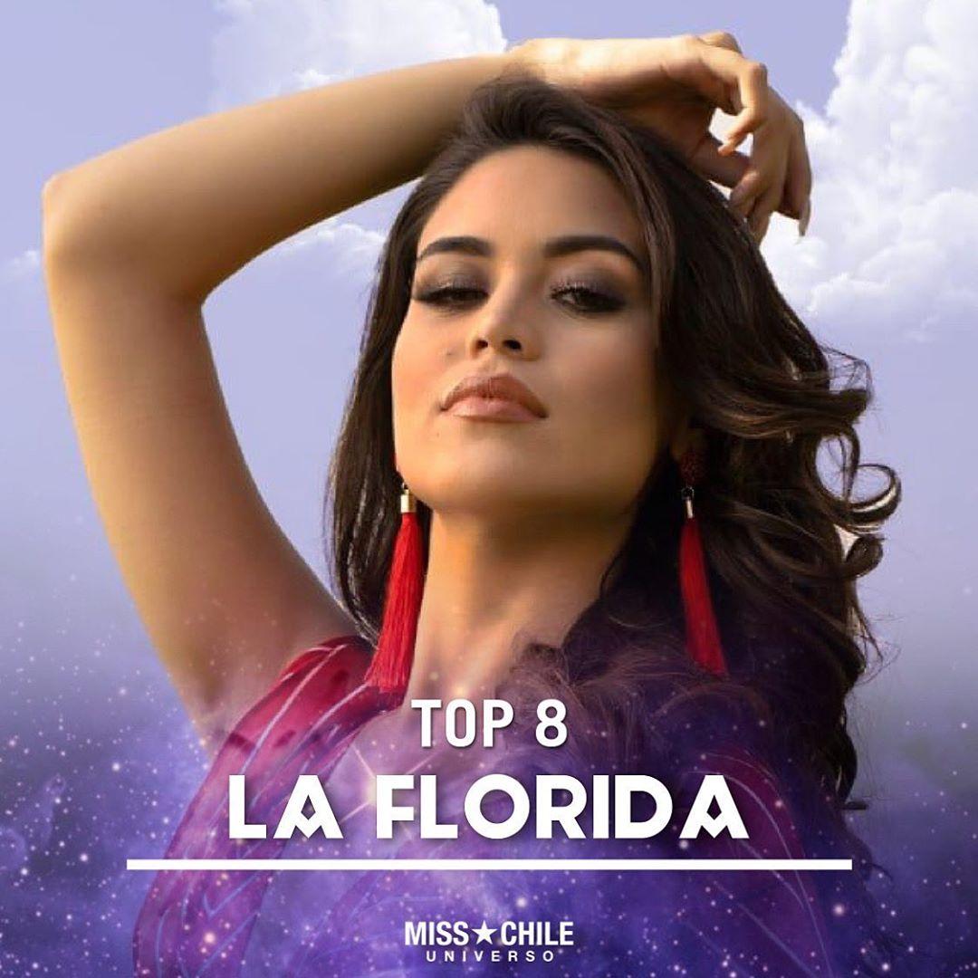 candidatas a miss universe chile 2020. top 8: pag 6. final: 20 nov.  - Página 6 UW1451