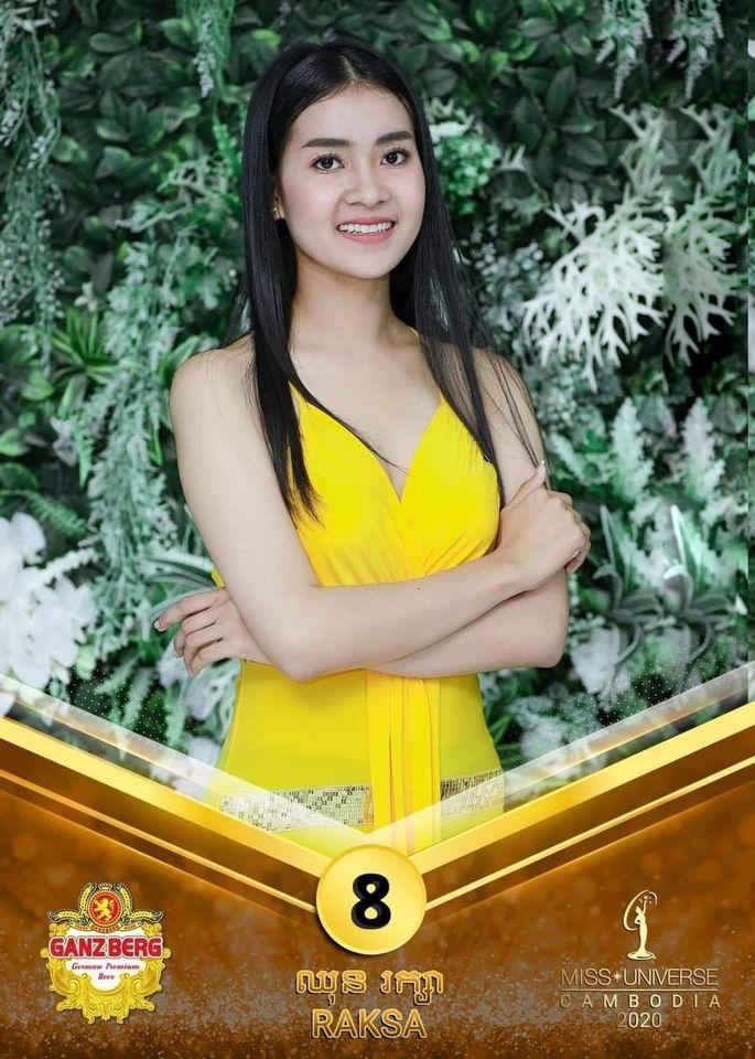 candidatas a miss univese cambodia 2020. final: 26 nov. UW745G