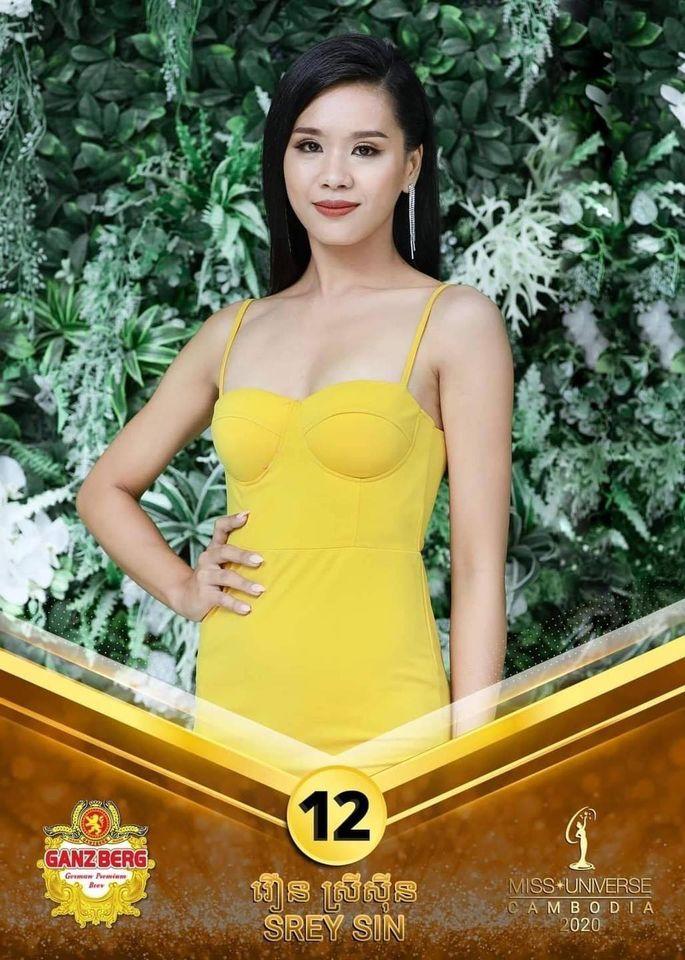 candidatas a miss univese cambodia 2020. final: 26 nov. UW77KE