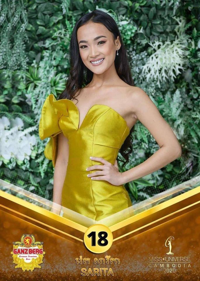 candidatas a miss univese cambodia 2020. final: 26 nov. - Página 2 UW7J8S