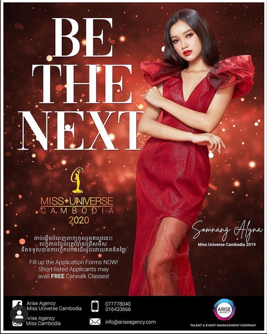 candidatas a miss univese cambodia 2020. final: 26 nov. - Página 2 UW7cBl