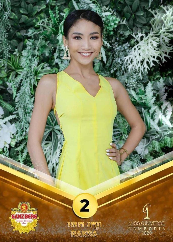 candidatas a miss univese cambodia 2020. final: 26 nov. UWuEKi