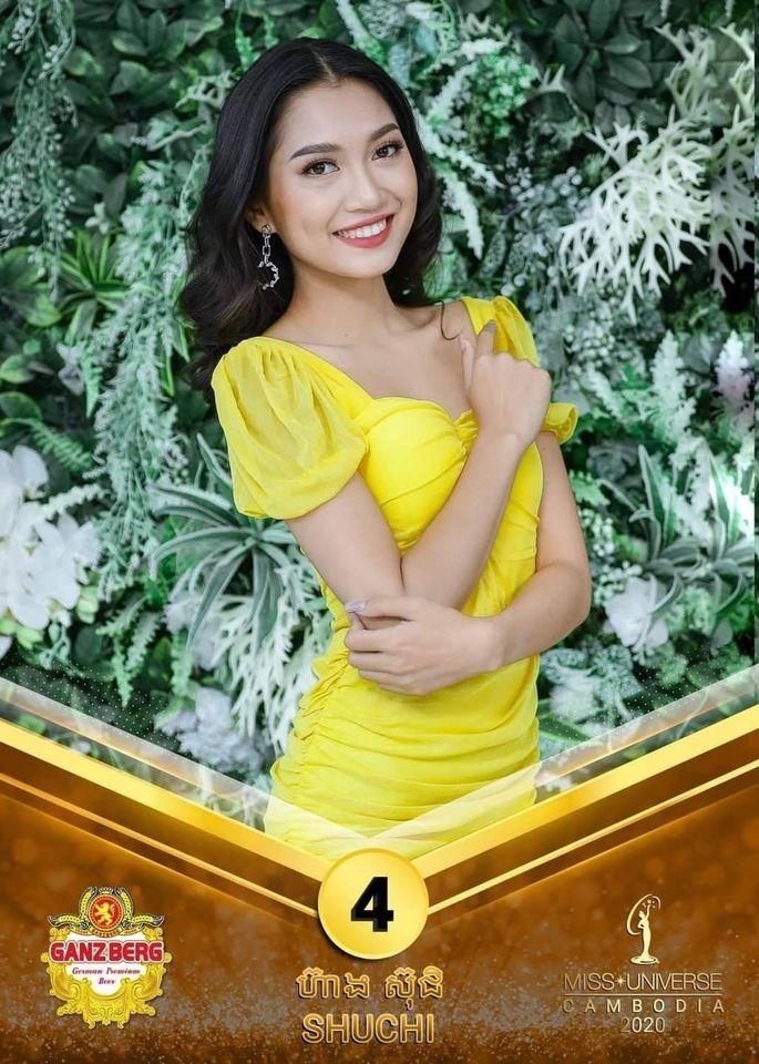 candidatas a miss univese cambodia 2020. final: 26 nov. UWuSak