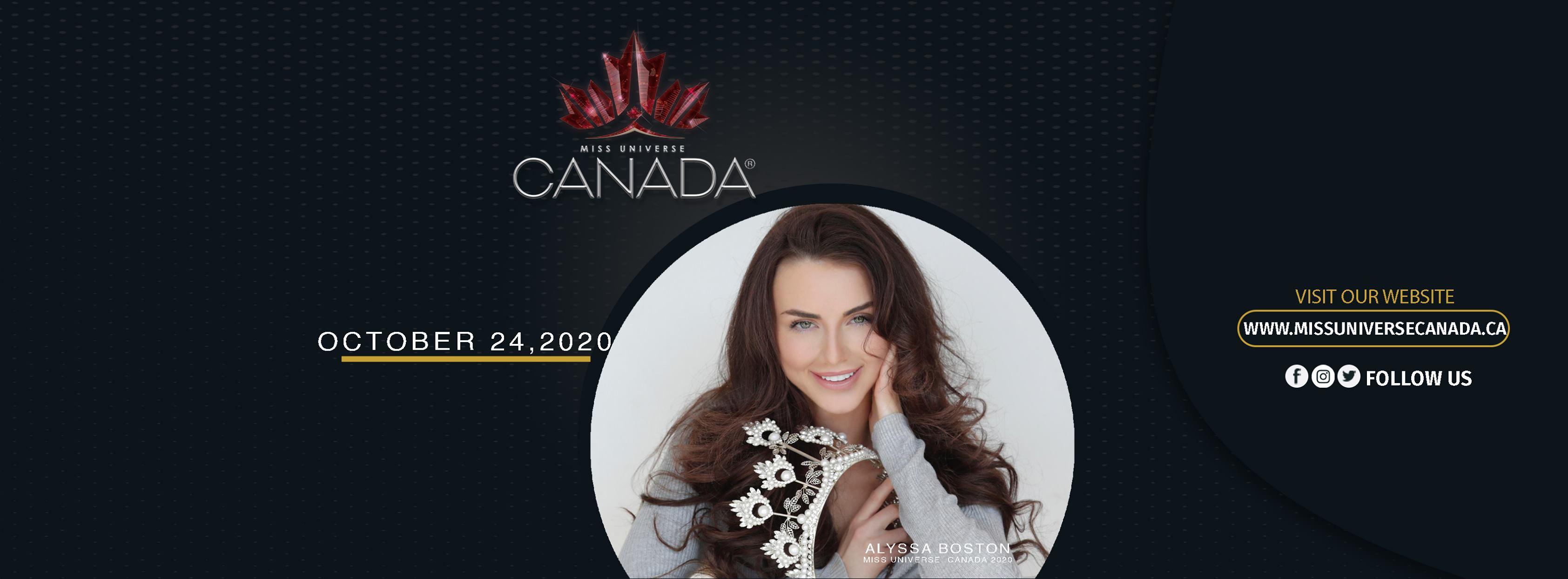 candidatas a miss universe canada 2020. final: 24 oct. - Página 4 UXP2mM