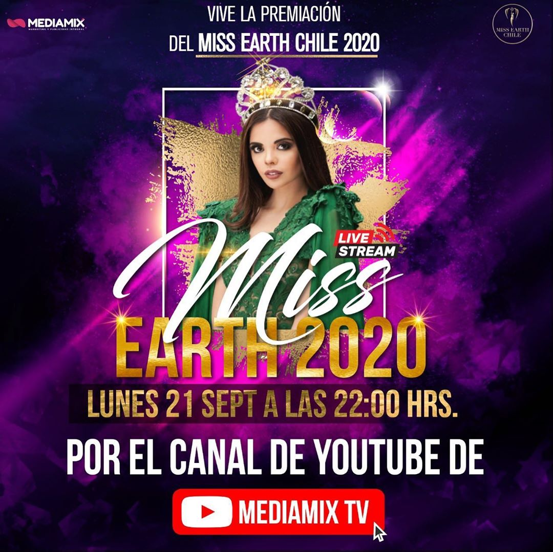 candidatas a miss earth chile 2020. final: 21 sept. (top 10 pag 4). - Página 4 Uir50E
