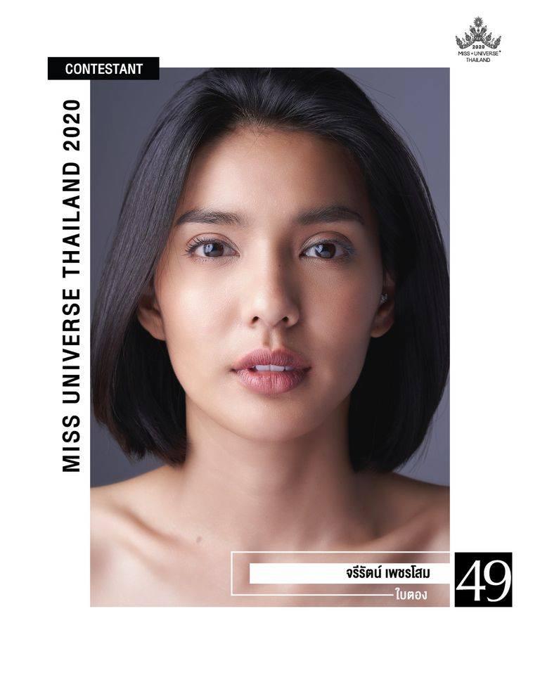 candidatas a miss universe thailand 2020. final: 10 oct. (swimsuit pags 7 a 20). Uir6eg