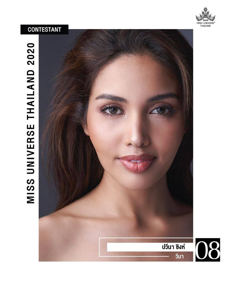 candidatas a miss universe thailand 2020. final: 10 oct. (swimsuit pags 7 a 20). Uir8cw