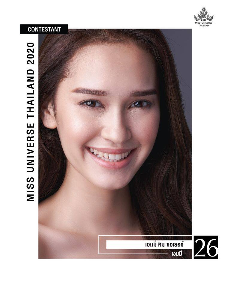 candidatas a miss universe thailand 2020. final: 10 oct. (swimsuit pags 7 a 20). UirLC4