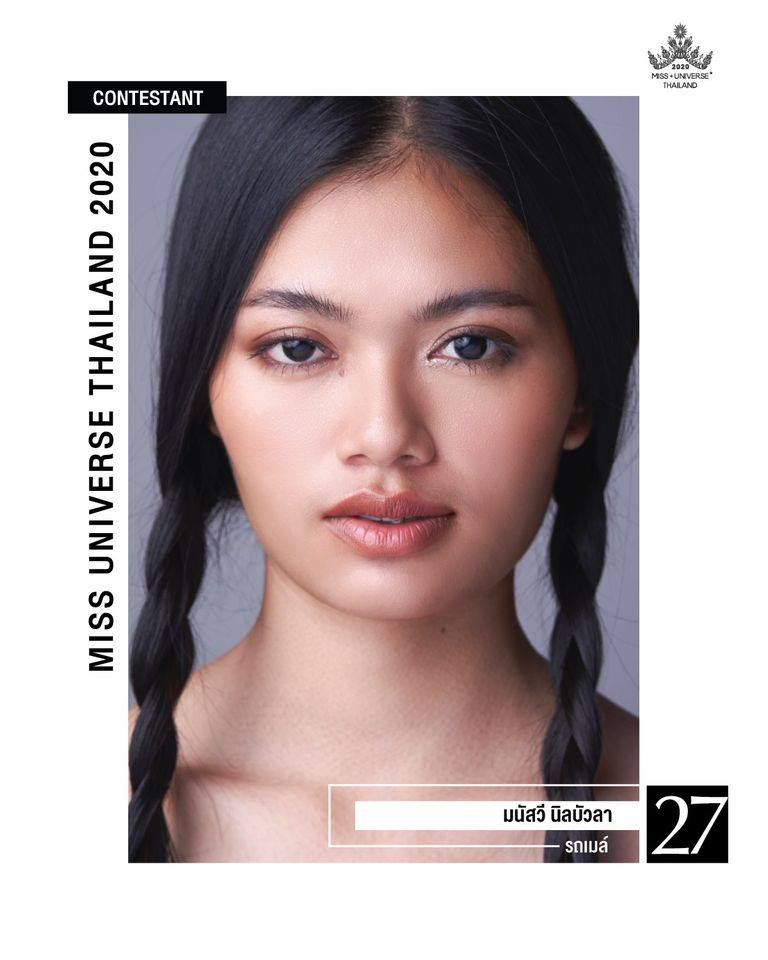 candidatas a miss universe thailand 2020. final: 10 oct. (swimsuit pags 7 a 20). UirO82