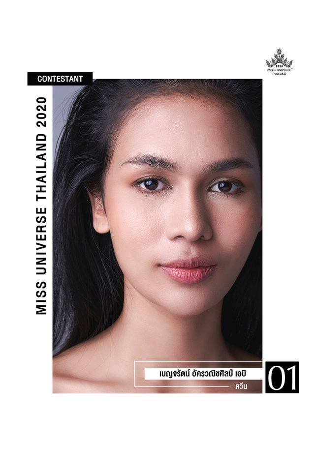 candidatas a miss universe thailand 2020. final: 10 oct. (swimsuit pags 7 a 20). UirVWF