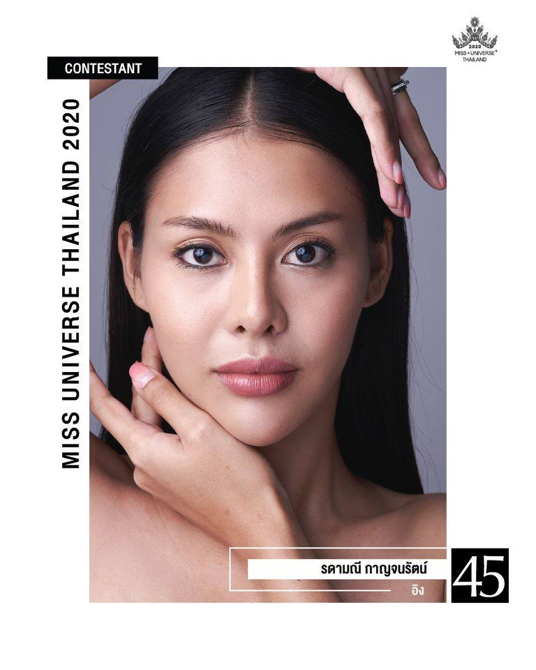 candidatas a miss universe thailand 2020. final: 10 oct. (swimsuit pags 7 a 20). UirvMr