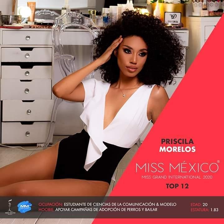 candidatas a miss grand mexico 2020. vencedora: miss sinaloa. - Página 5 UnBZfh