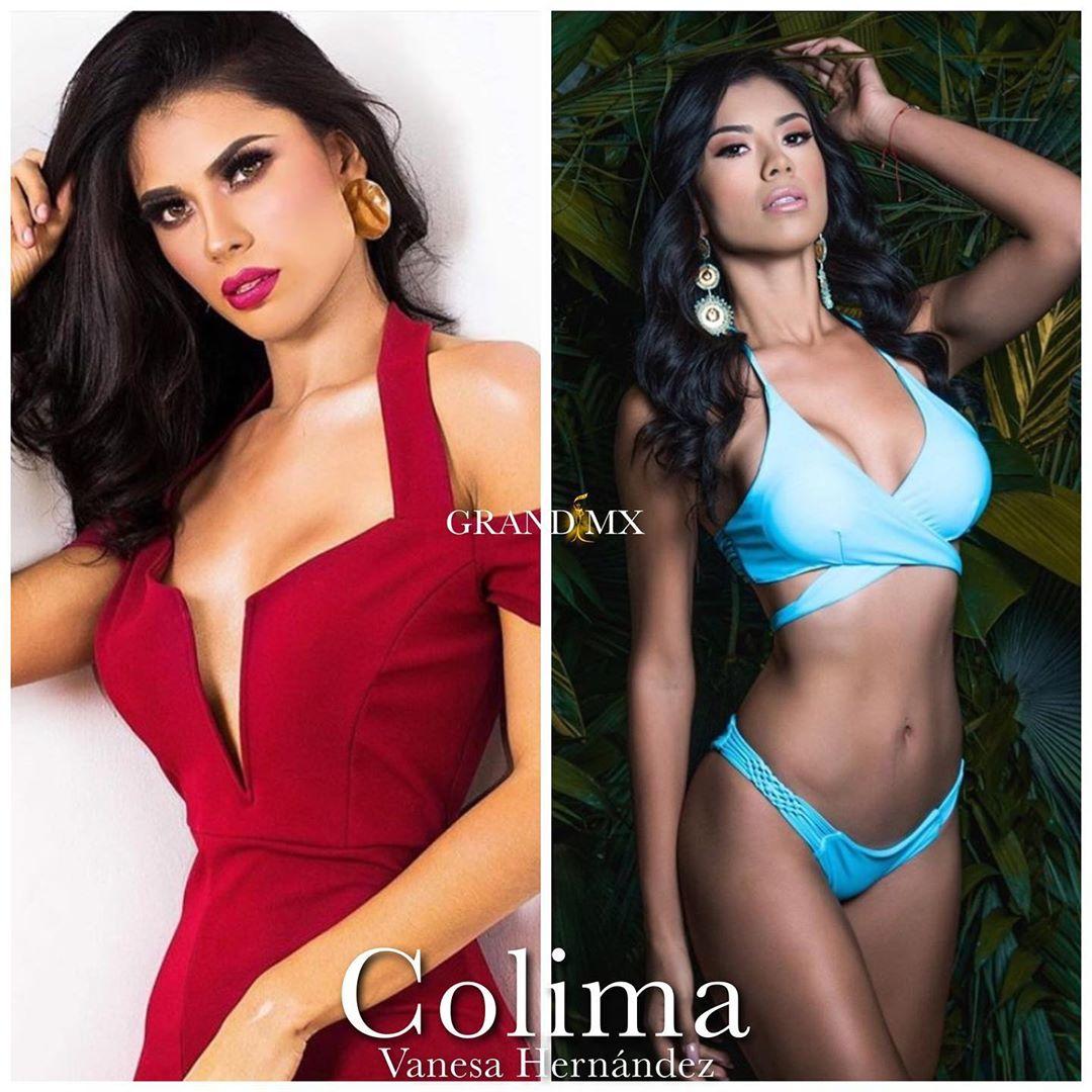 candidatas a miss grand mexico 2020. vencedora: miss sinaloa. - Página 5 UujLVl